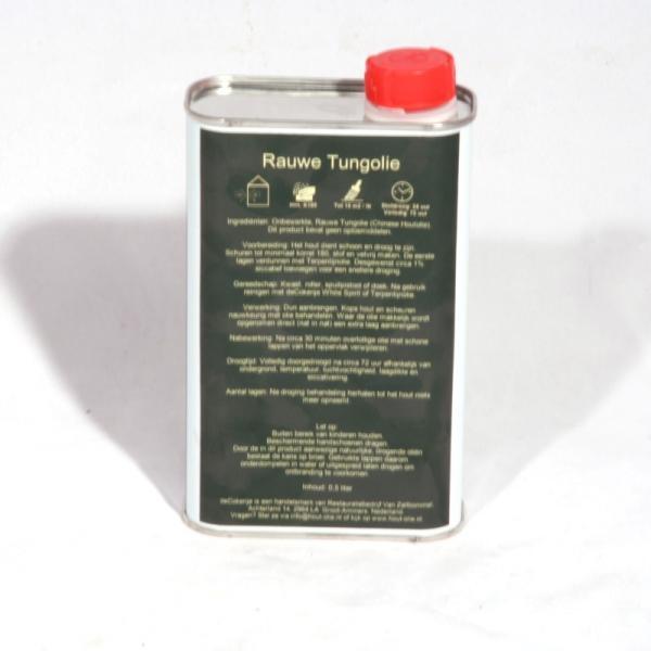 rauwe tungolie