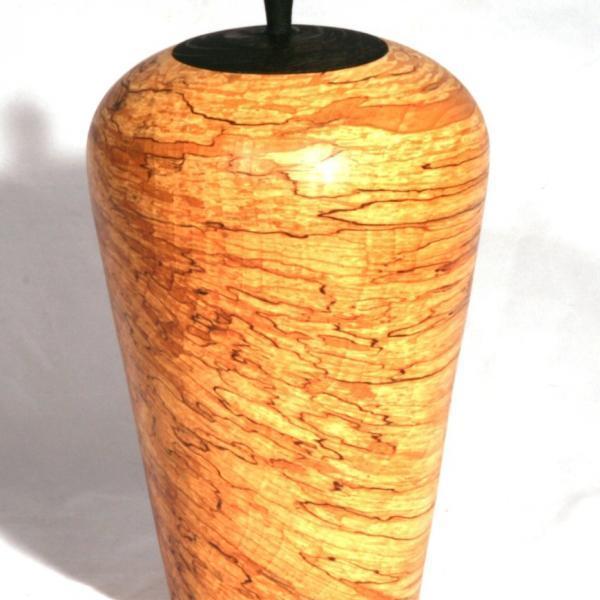 workshop houtdraaien holle vorm, urn