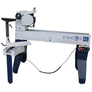 Stratos XL buitendraai-inrichting.