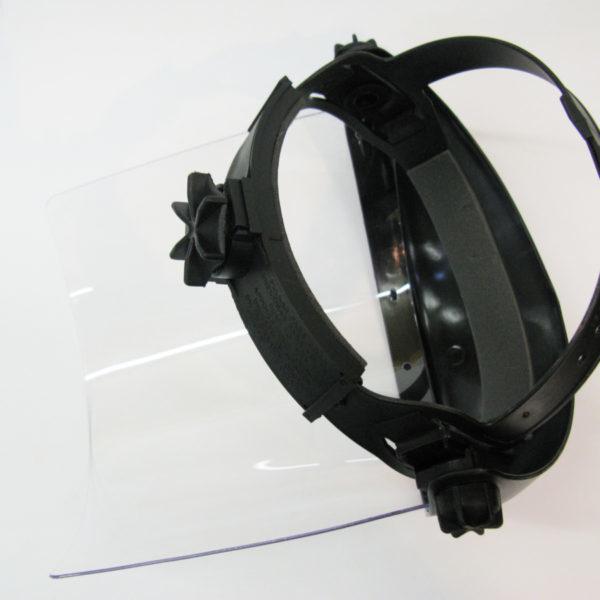 gelaatsscherm, beschermend gezichtsmasker