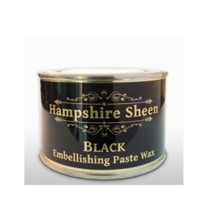 Hampshire Sheen Black-wax