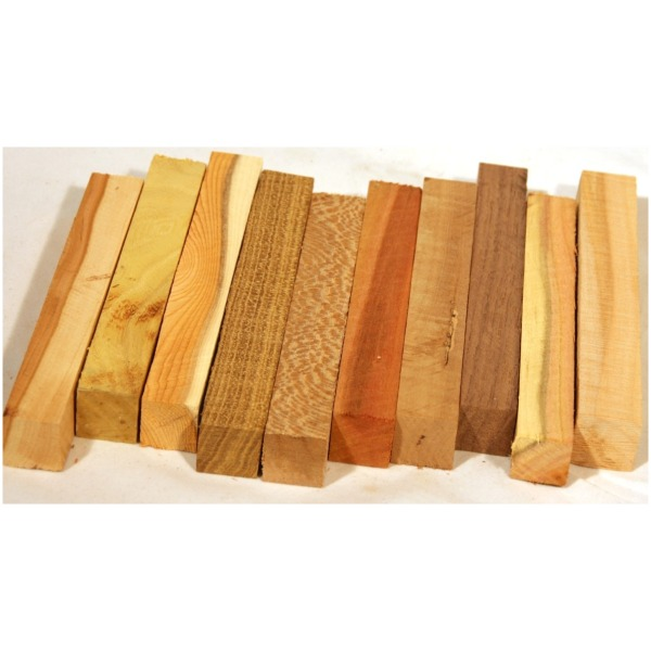 penblanks inlands hout