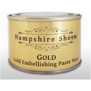 goudwas. Hampshiresheen Gold Wax