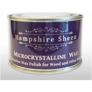 microcrystalline van Hampshire Sheen.