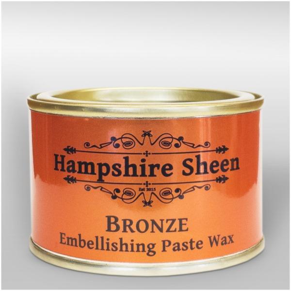 bronswas Hampshiresheen Bronze Wax